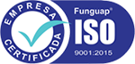 Certificado ISO 9001 FUNGUAP